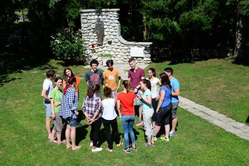 Duhovno-počitniški teden za osnovnošolce (3. teden) na Bledu