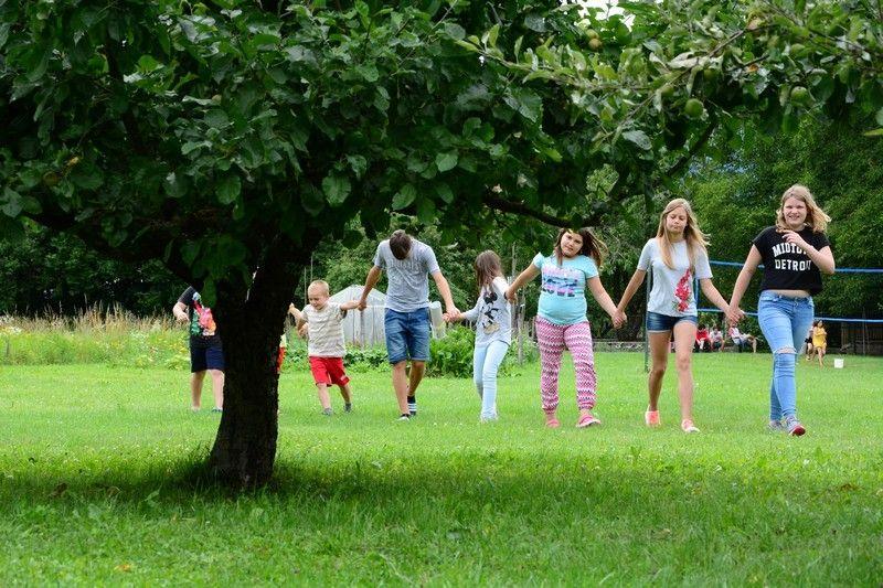Duhovno-počitniški teden za osnovnošolce 2