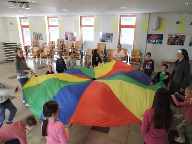 Duhovno-počitniški teden za osnovnošolce 1